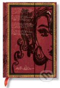 Paperblanks - Amy Winehouse, Tears Dry (Midi, linajkový) -