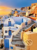 Greece, View of Oia Village -
