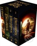 Hobbit and Lord of the Rings 1 - 3 (Box Set) - J.R.R. Tolkien