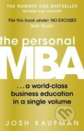 The Personal MBA - Josh Kaufman