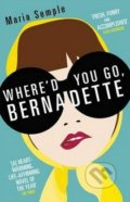 Where'd You Go, Bernadette? - Maria Semple