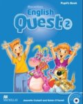 Macmillan English Quest 2 -  Pupil's Book - Jeanette Corbett