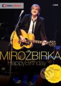 Miro Žbirka Happy Birthday -