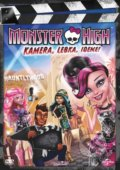Monster High: Kamera, Lebka, Ideme! - Will Lau