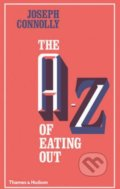 The A - Z of Eating out - Joseph Connolly