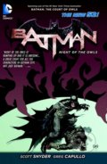Batman: Night of the Owls - Scott Snyder