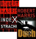 Duch + Index strachu - Robert Harris
