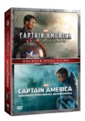 Captain America kolekce - Joe Johnston, Anthony Russo, Joe Russo