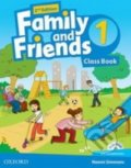 Family and Friends 1 - Class Book - Noami Simmons