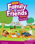 Family and Friends - Starter - Course Book - Naomi Simmons