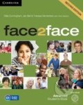 Face2Face: Advanced - Student's Book - Gillie Cunningham, Jan Bell, Theresa Clementson, Nicholas Tims, Chris Redston