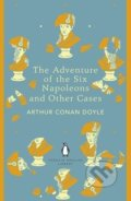 The Adventure of the Six Napoleons and Other Cases - Arthur Conan Doyle