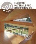 500 Tricks flooring materials and other finishes -
