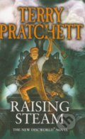 Raising Steam - Terry Pratchett