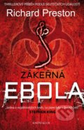 Zákeřná ebola - Richard Preston