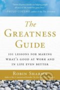 The Greatness Guide - Robin Sharma