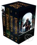 Hobbit and The Lord of the Rings (Boxed Set Film Tie-In) - J.R.R. Tolkien