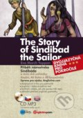 The Story of Sindibad the Sailor / Příběh námořníka Sindibáda - Eva March Tappan