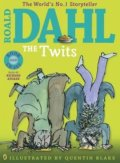 The Twits + CD - Roald Dahl