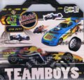 Teamboys Motor Stickers! -