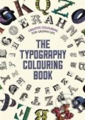 Typography Colouring Book -