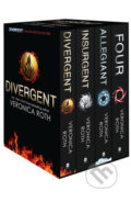 The Divergent Series (Box Set 1 - 4 plus World of Divergent) - Veronica Roth