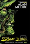 Saga of the Swamp Thing - Alan Moore