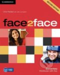 Face2Face: Elementary - Workbook with Key - Chris Redston, Gillie Cunningham