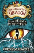How to Fight a Dragon's Fury - Cressida Cowell