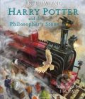 Harry Potter and the Philosopher's Stone - J.K. Rowling, Jim Kay (ilustrácie)