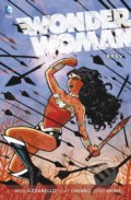 Wonder Woman 1: Krev - Tony Akins, Brian Azzarello, Cliff Chiang