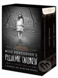 Miss Peregrine's  Peguliar Children (Boxed Set) - Ransom Riggs