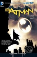 Batman: Graveyard Shift (Volume 6) - Greg Capullo, Andy Kubert