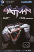 Batman: Death of the Family - Greg Capullo, Scott Snyder
