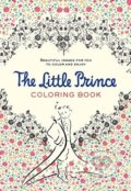 The Little Prince Coloring Book - Antoine de Saint-Exupéry