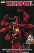 Deadpool: The Complete Collection (Volume 4) - Daniel Way, Carlo Barberi, Ale Garza