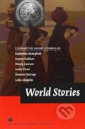 World Stories - Ceri Jones