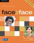 Face2Face: Starter - Workbook with Key - Chris Redston, Gillie Cunningham