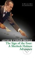 The Sign of the Four - Arthur Conan Doyle