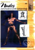 Nudes and structure of the human body -