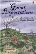 Great Expectations - Charles Dickens, Lesley Sims