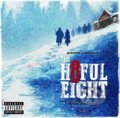 Soundtrack: The Hateful Eight (Osm hrozných) LP -