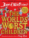The World's Worst Children - David Walliams, Tony Ross (ilustrácie)