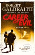 Career of Evil - Robert Galbraith, J.K. Rowling