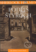 Sherlock Holmes - Podpis štyroch/The Sign of Four - Arthur Conan Doyle