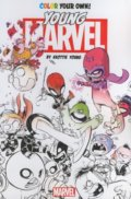 Color Your Own: Young Marvel - Skottie Young