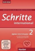 Schritte International 2 - Digitales Unterrichtspaket DVD-ROM -