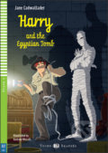 Harry and the Egyptian Tomb - Jane Cadwallader, Gustavo Mazali (ilustrácie)