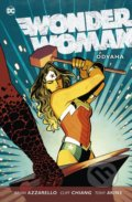 Wonder Woman 2: Odvaha - Tony Akins, Brian Azzarello, Cliff Chiang