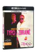 Týpci a zbraně  Ultra HD Blu-ray - Todd Phillips